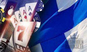 pelaaminen suomalaisella kasinolla